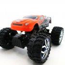"RC Remote Control15"" 1:10 RC Crawler King 4WD Radio Control MC07A Orange"