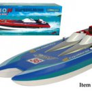 """Remote Controlled Speed Boat 29"""" Large Apparition New"""