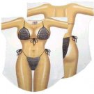 Macrame Bikini Beach Cover Up Sexy Body T Shirt Pool