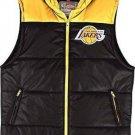 Los Angeles Lakers Mitchell & Ness 5XL NBA Vest Jacket Basketball  Winning Team
