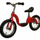 Kazam  Balance Bike RED Toddler No Pedals Learn To Ride New Beginner Kids  New