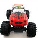 "RC Remote Control15"" 1:10 RC Crawler King 4WD Radio Control MC07E RED"
