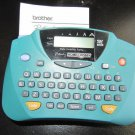 Brother PT-65 P-touch Home and Hobby Labeler with LCD Screen Thermal W/ Tape