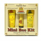 The Naked Bee Mini Bee Kit  Natural Hand  Body Lotion Lip Balm Sanitizer Organic
