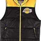 Los Angeles Lakers Mitchell & Ness 4XL NBA Vest Jacket Basketball  Winning Team