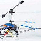Eagle 3 Ch Metal Co-Axial Rotor Helicopter w/ LED Lights & Balance Bar Spinning