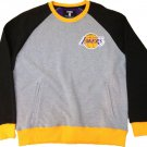 NBA Los Angeles Lakers Mens Crew Neck Sweatshirt Small UNK Basketball $65.00 New
