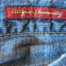 Citizens of Humanity Kelly #001 Low Waist Bootcut SZ 28 Women's Jeans Dahan
