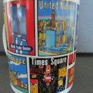 New York Coffee Mug City Merchandise Cup World Trade Center Times Square Empire