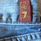 7 Seven For All Mankind  Size 29 Bootcut Light Wash Blue Free Shipping USA Made