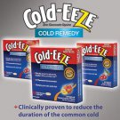 Cold-EEZE Cold Remedy 54 Zinc Gluconate Glycine Lozenges Cherry & Honey Lemon