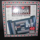 Bridge Companion Roll-A-Deal System  Herbko New Sealed 48 Hands Analyses Include