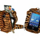 PURSE PLUS TOUCH CHARM14 CELL PHONE CASE TIGER Touch-Screen Phones Free Shipping