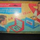 Battleship Milton Bradley Board Game Vintage 1967 Retro 4730 Made In USA Naval