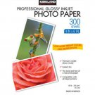 "Kirkland Signature Photo Paper 4"" X 6"" Professional Glossy 300 Sheets Printer"