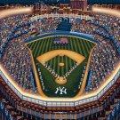 New York Yankees  500pc 16x20 Jigsaw Puzzle Eric Dowdle Folk Art   Baseball USA