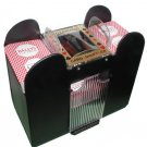 4 Deck Automatic Card Shuffler Poker Blackjack Bridge Battery Operated Casino