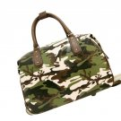 Mellow World Rolling Tote Carry On Bag Luggage Big Handbag CAMO Free Shipping