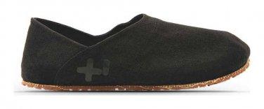 OTZ Shoes 300GMS Linen Black Nero Unisex Ladies Mens Slip On CORKlite Authentic