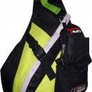 Messenger Sling Body Bag New One Strap Lime 301S Small Hiking Day Shoulder Pack