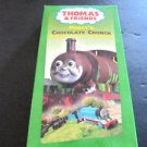 Thomas & Friends - Percy's Chocolate Crunch Children VHS tape video child