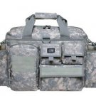 RANGE BAG Tactical Shooting Hunting ACU Digital  Deluxe Large Gun Pistol Duffle