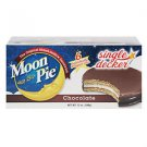 Moon Pie Chocolate Single Decker 6 Individually Wrapped Pies Marshmallow Snack