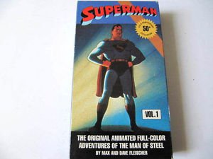 Superman Vol 1 50th Gold Anniversary 1988 the Adventures Of Original Animated