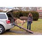 "Full Length Tri-Fold Pet Ramp 71"" Long Folding Truck SUV FREE SHIPPING Travel"