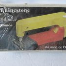 Ronco The Rhinestone & Stud Setter Vintage Retro NOS Sealed New As Seen On TV