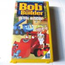Bob the Builder - To the Rescue!  Children VHS Tape video Kid In Case