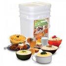 Relief Foods Gluten Free 150 Serving Breakfast & Entree 1 Month Supply Bucket