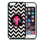 Love Black Chevron Christian Fits iPhone 6 Cover JESUS Free Ship Cell Rubber