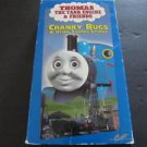 Thomas the Tank Engine - Cranky Bugs & Other Thomas Stories Children VHS Tape