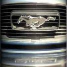 Ford Mustang '66 Grille Lamp In A Box Silver Sport Base Auto Automobile Car