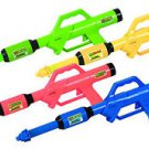 WAHZOOKA  Pump Action Squirt Gun Water Blaster Assorted Colors One Random Color