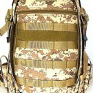 TRANSPORT PACK TAN ACU Digital Tactical Backpack MOLLE Tactical Hunting Rusksack