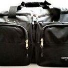 BLACK DUFFELBAG DUFFEL Gym BAG Medium Size Bags 22 Inch Carry On Sports Workout