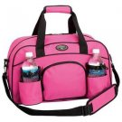 """Extreme Pak Pink 18"""" Sport Duffle Bag Gym Carry On Travel Duffel Small Work Out"""