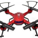 2.4G 6-Axis RC Quadcopter One Key Auto Return 2MP Camera remote Drone Helicopter