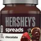 Hershey's Spreads  Chocolate Flavor 13 Ounce oz Jar Dipping baking Toppings