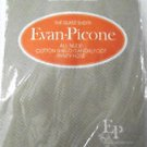 Vintage Evan-Picone The Silkee Sheer Panty Hose All Nude Size Medium Rouge