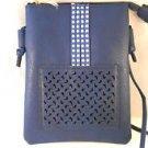 Cell Phone Cross Body Bag Fashion Purse Handbag Small Messenger 2 Pocket 4 Color