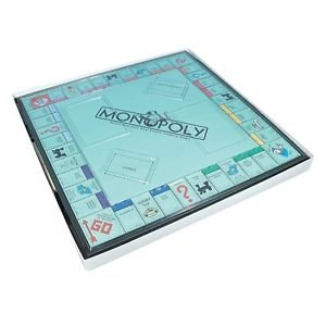 Braille and Low Vision Monopoly Board Game Visually Impaired  Parker Brothers