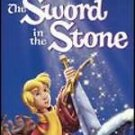 The Sword in the Stone VHS, 1998