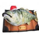 Big Mouth Billy Bass Christmas INFLATABLE Outdoor Display Singing Fish Animated
