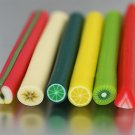 Clay Fruit Stick - Kiwi