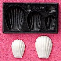 Clay Mold - Fake Miniature Madeleine - Sweet Deco - Reusable