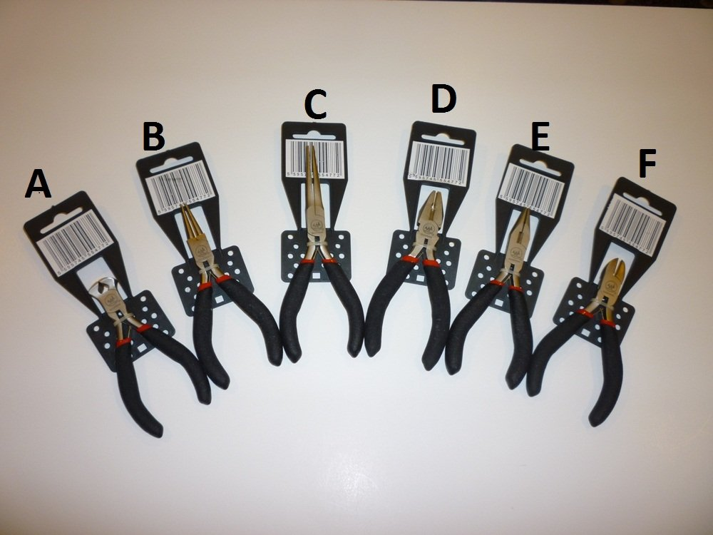 Pliers (B)