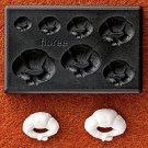 Clay Mold - Miniature Fake Croissant (B) - Sweet Deco - Clay Mold - Non Edible Food Art